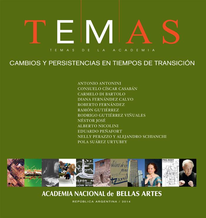 Revista TEMAS XII