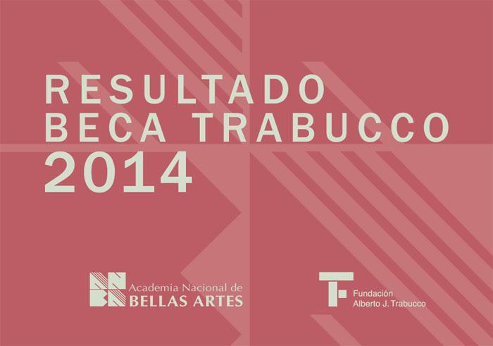 Beca Trabucco 2014