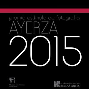 Premio de fotografía Ayerza 2015