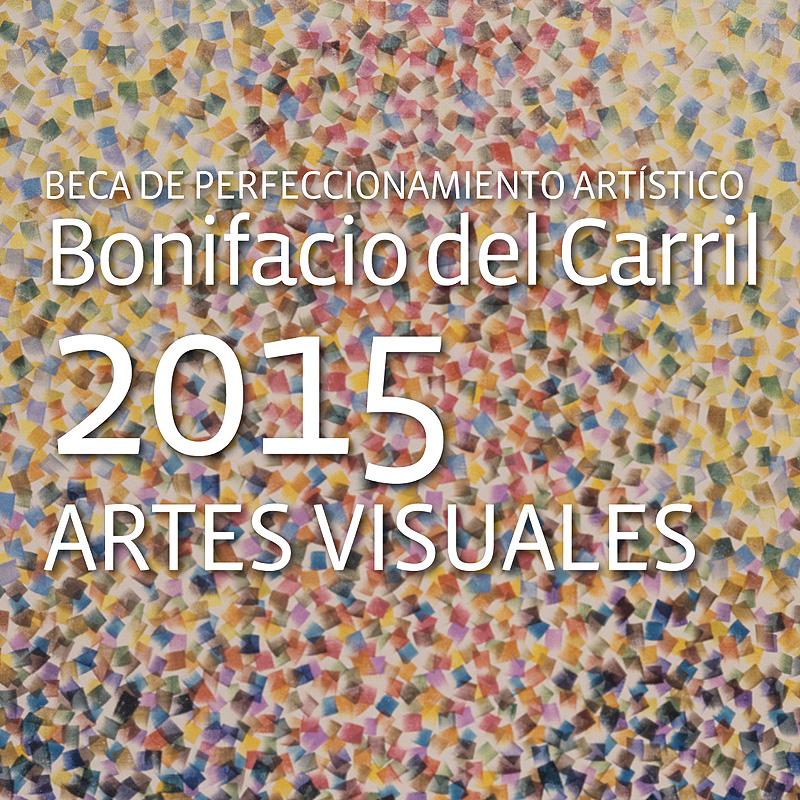 Beca Anual de Perfeccionamiento artístico Bonifacio del Carril 2015 – Artes Visuales | ANBA
