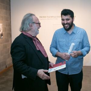 Ricardo Blanco y Juan Emilio Lemos