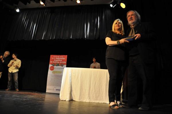 Hilda Solano y Ricardo Blanco