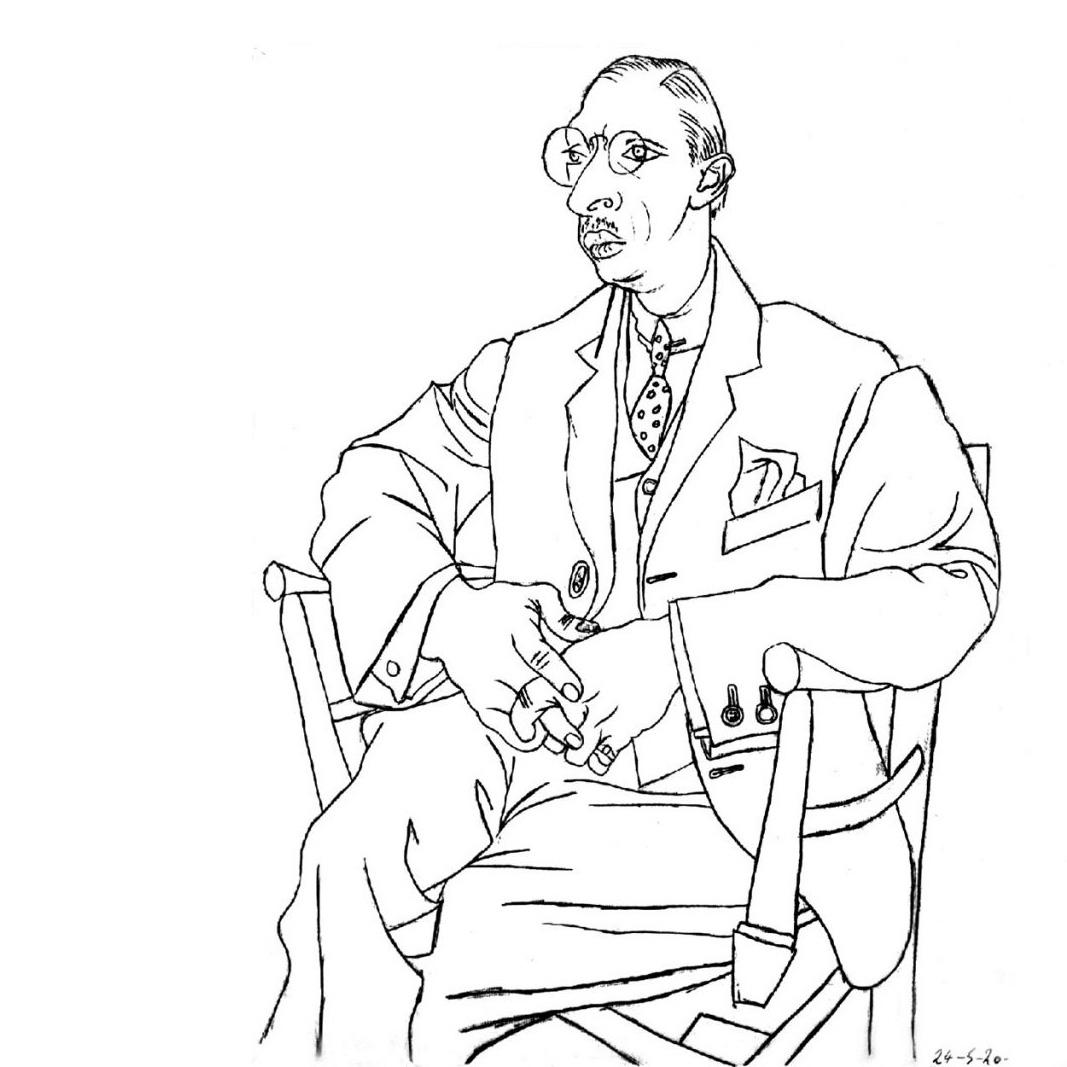 Igor Stravinsky (1882-1971) | ANBA