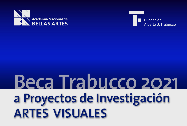 Beca Alberto J. Trabucco 2021 | ANBA